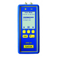 APM 145 Differential Manometer c/w Tilt Boot with Magnet and Hook