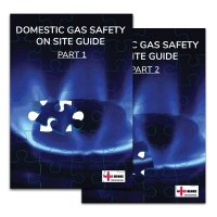 NICEIC Domestic Gas Safety On Site Guide (Parts 1 & 2) + Free Business Startup E-Book