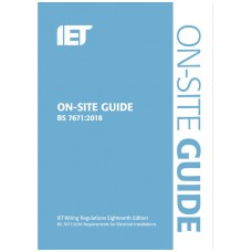 IET 18th Edition On-Site Guide