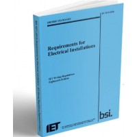 BS 7671 Wiring Regulations (18th Edition)