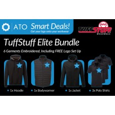 TDI TuffStuff Elite Bundle includes 6 Embroidered Garments