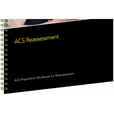 ACS Reassessment (ACS Preparation Workbook)