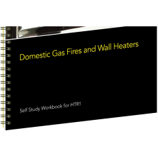 Domestic Gas Fires and Wall Heaters (Self-Study Workbook)